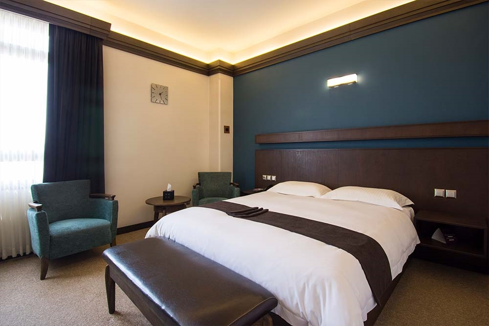 hotelisho dabel 03 - انواع اتاق و سوئیت در هتل