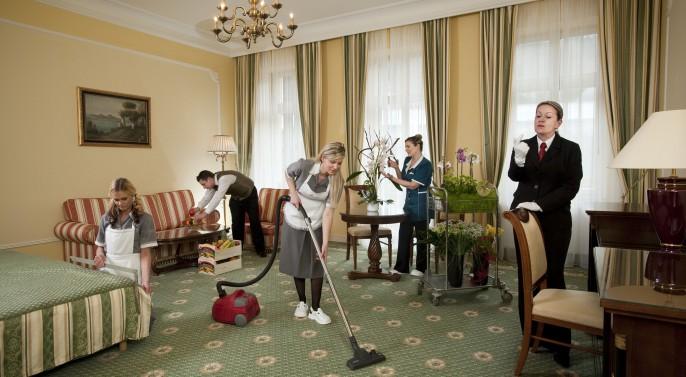 مدیر خانه داری و وظایف آن در هتل